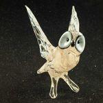 Летящая сова фигурка Птицы