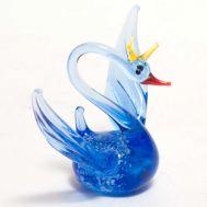 Фигурка синий Лебедь, фото 1