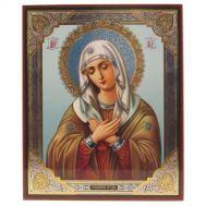 Икона Божья Матерь Умиление, фото 1