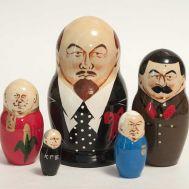 Матрешка Ленин, фото 1