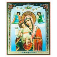 Икона Божья Матерь Достойно есть, фото 1