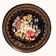 Поднос расписной Букет полевых цветов, фото 1