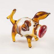 Свинка стеклянная, фото 1