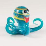 Фигурка Осьминог голубой, фото 1