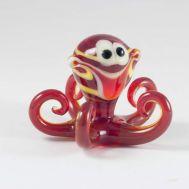 Фигурка красного Осьминога, фото 1