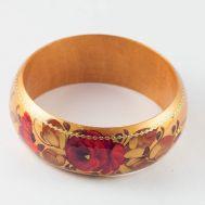 Браслет Розы на коричневом фоне, фото 1