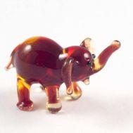Фигурка слон красный, фото 1