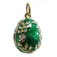 Кулон Венок зеленый, фото 1