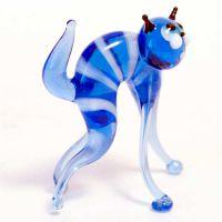 Синий кот фигурка, фото 1
