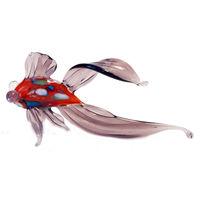 Рыба телескоп фиолетовая, фото 1