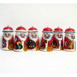 Игрушки на елку Дед Мороз, фото 1