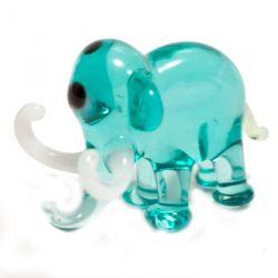 Бирюзовый слоник, фото 1