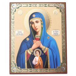 Икона Божией Матери Помощница в родах, фото 1