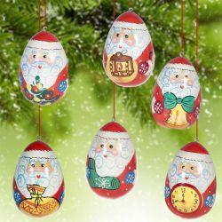 Новогодние игрушки  Дед Мороз, фото 1