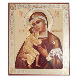 Икона Божья Матерь Феодоровская, фото 1