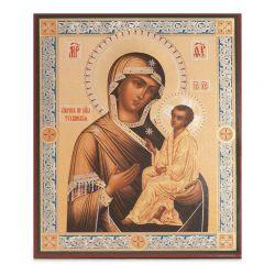 Икона Божья Матерь Тихвинская, фото 1