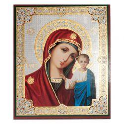 Икона Казанская  Божья Матерь, фото 1