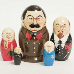 Матрешка Сталин