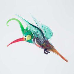 Попугай фигурка висящая, фото 1