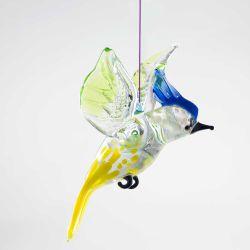 Птица фигурка висящая декоративная, фото 1