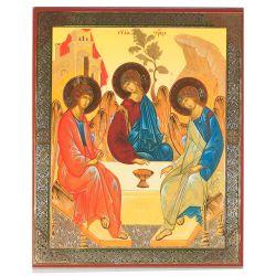 Икона Троица, фото 1