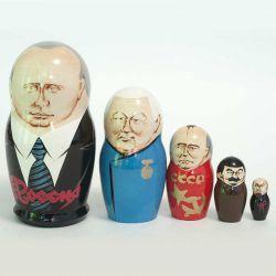 Матрешка президент Владимир Путин, фото 1