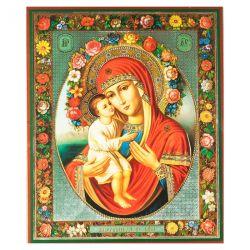 Икона Божья Матерь Жировицкая, фото 1