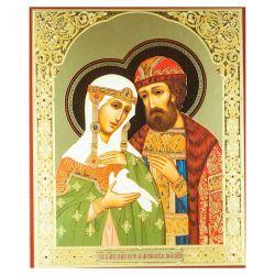Икона Петр и Февронья, фото 1