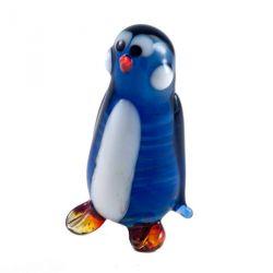 Стеклянная фигурка Пингвин, фото 1