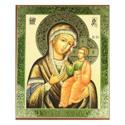 Икона Божья Матерь Иверская, фото 1