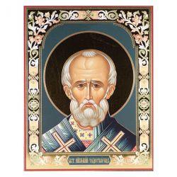 Икона Николай Святитель, фото 1
