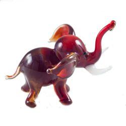 Темно-красный слоник, фото 1