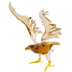 Орел  стеклянная фигурка, фото 1