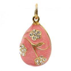 Кулон Ромашки розовый, фото 1