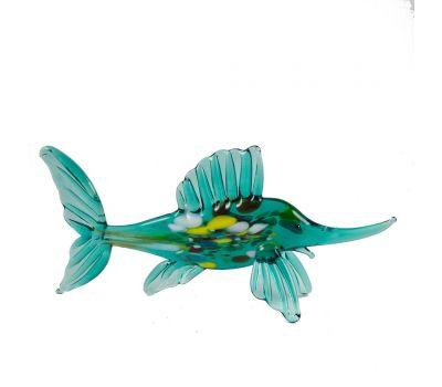 Рыба парусник зеленая, фото 1