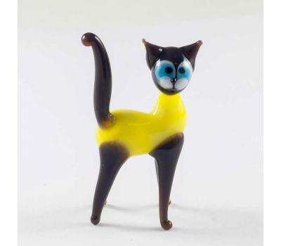 Фигурка желтый кот, фото 1