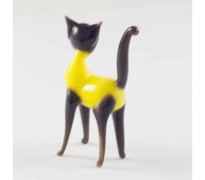 Фигурка желтый кот, фото 3
