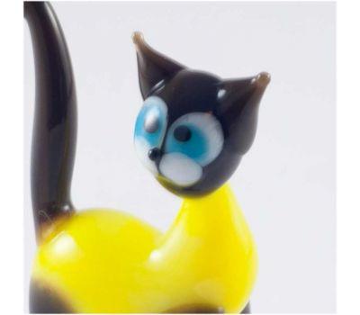 Фигурка желтый кот, фото 4