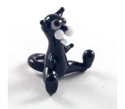 Кот миниатюрная фигурка, фото 1